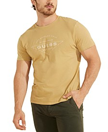 Men's Organic Cotton Logo T-Shirt