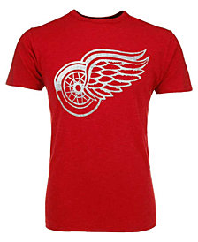 '47 Brand Men's Short-Sleeve Detroit Red Wings Scrum Logo T-Shirt