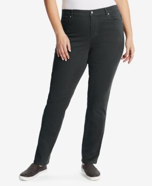 Plus Size Amanda Average Length Jeans