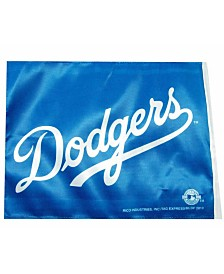 Rico Industries  Los Angeles Dodgers Car Flag