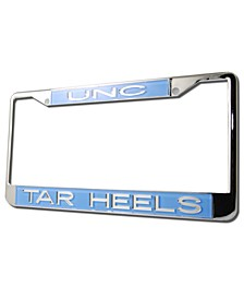 North Carolina Tar Heels Laser License Plate Frame