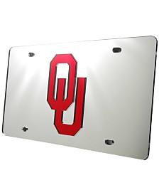 Stockdale Oklahoma Sooners License Plate