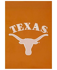 Party Animal Texas Longhorns Garden Flag