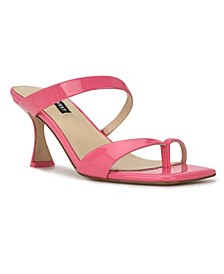 Women's Padma Heeled Slide Sandals