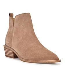 Women's Yerly Pointy Toe Booties