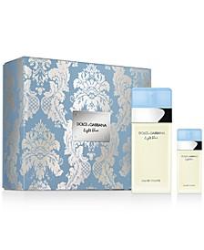 DOLCE&GABBANA 2-Pc. Light Blue Jumbo Eau de Toilette Gift Set