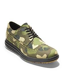 Men's Original Grand Wing Golf Oxford Shoes