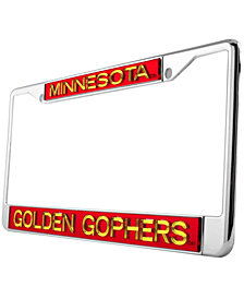 Stockdale Minnesota Golden Gophers Laser License Plate Frame