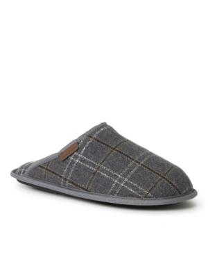 Men's Riley Plaid Scuff Slippers Men's Shoes
