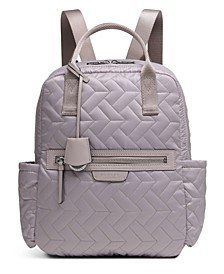Finsbury Park Quilt Medium Backpack