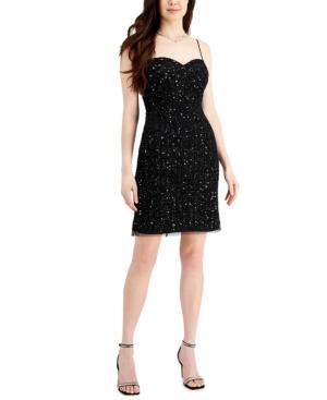 Embellished Short Dress