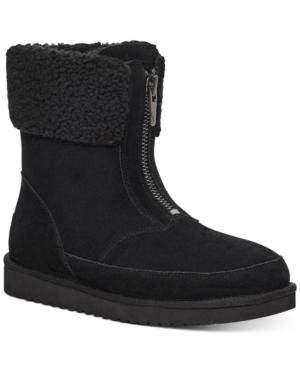Lytta Zip Booties Women's Shoes
