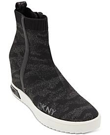 Women's Cali Wedge Sneakers