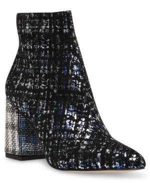 Women's Kassie Beaded Dress Booties Women's Shoes