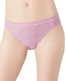 Women's Etched in Style Bikini Underwear 970225