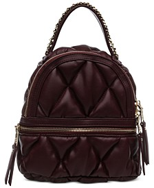 Bquelle Quilted Backpack