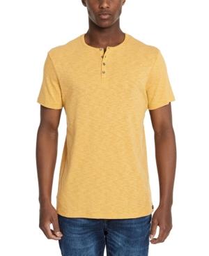 Men's Kasamity Four Button Henley T-Shirt