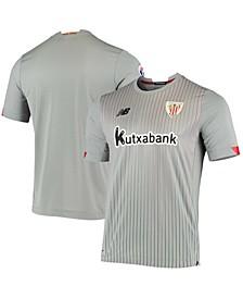 Men's Gray Athletic Club Bilbao 2020/21 Away Replica Jersey