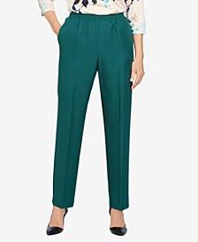 Women's Missy Classics Proportioned Medium Pants