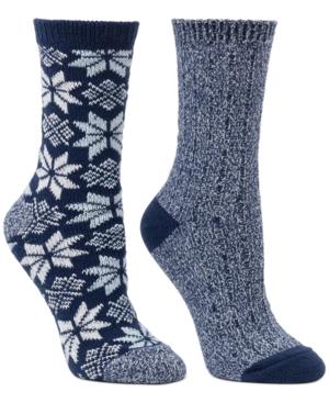 2-Pk. Crew Boot Socks