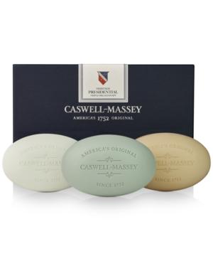 3-Pc. Heritage Presidential Bath Soap Gift Set