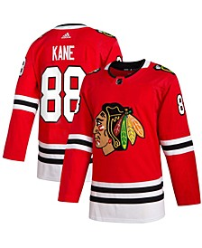 Men's Patrick Kane Red Chicago Blackhawks Home Authentic Player Jersey
