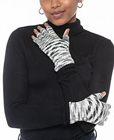 Marled Fingerless Gloves, Created for Macy's