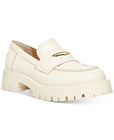 Women's Lawrence Lug Sole Loafers