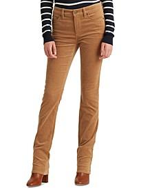 Petite Corduroy Pants