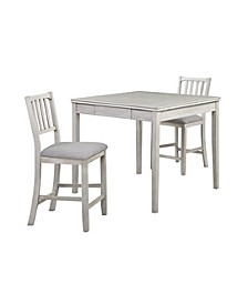 CLOUSEOUT! Bennett Dining 3-Pc ( Table + 2 Side Chairs)