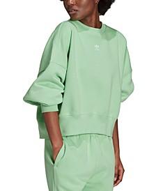 Women's Essentials Fleece Sweatshirt