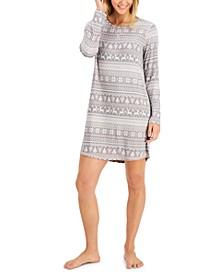 Soft Knit Sleep Shirt, Created for Macy's