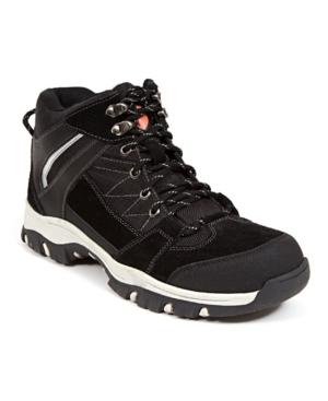 Men's Anchor Water Resistant Comfort Casual Hiker Boots Men's Shoes
