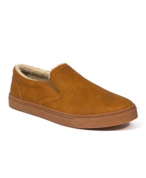 Men's Tillard Classic Comfort Faux Fur Lined Dress Sneakers Men's Shoes