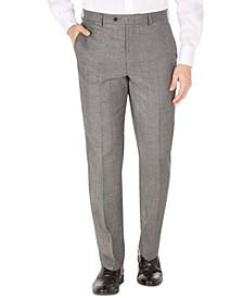 Men's Wool Flannel Classic-Fit Suit Pants