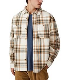 Men's Heavy Over-Shirt