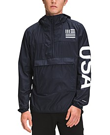 Men's IC Water-Repellent Anorak Jacket