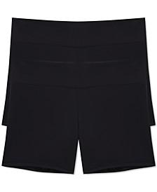 Women's 2-Pk. Bliss Flex Shorts Underwear 785276P2