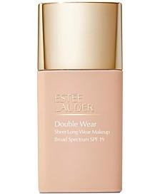 Double Wear Sheer Long-Wear Foundation SPF19, 1 oz.