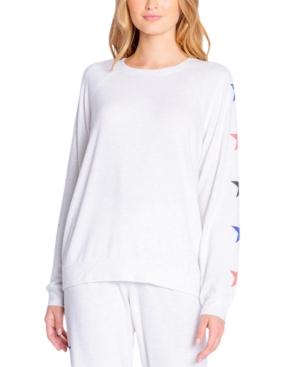 Long-Sleeve Pajama Top