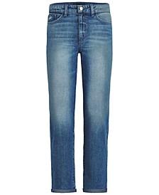Beaux Scout Cuffed Denim Jeans