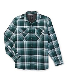 Men's Thermal-lined Flannel Shirt