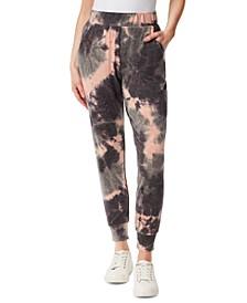 Riya Tie-Dyed Jogging Pants