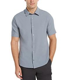 Men's Woven Dobby Shirt