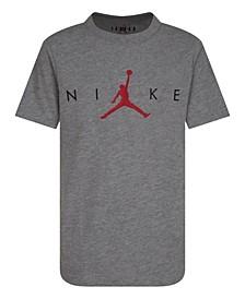 Little Boys Jumpman by Nike Logo Graphic T-shirt