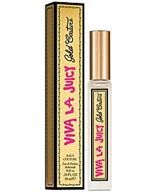 Viva La Juicy Gold Couture Eau de Parfum Rollerball, 0.33-oz.