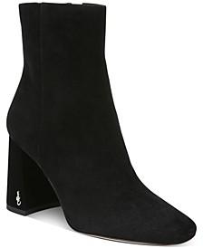 Women's Codie Block-Heel Booties