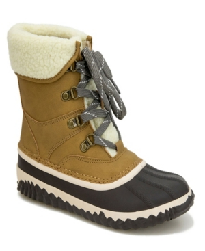 Lizzy Water Resistant Casual Duck Boot Women's Shoes