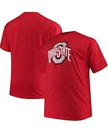 Men's Majestic Ohio State Buckeyes Big & Tall T-Shirt