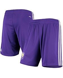 Men's Purple Orlando City SC Finished Fan Wear ClimaLite® Shorts
